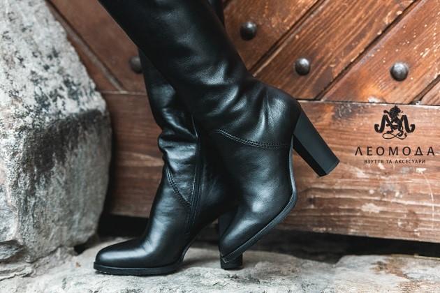 8dc78c9ee80922 Всі за та проти зимового взуття на підборах | Блог ЛеоМода