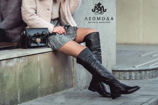 474a374e5 Все за и против зимней обуви на каблуках | Блог ЛеоМода