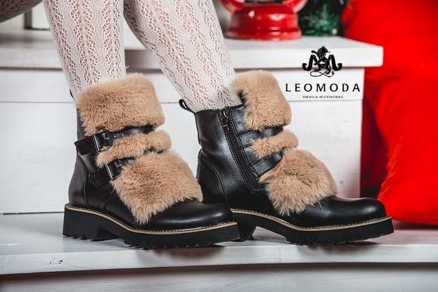 aadee3f50e5c6f Взуття з хутром назовні - нова модна тенденція | Блог ЛеоМода
