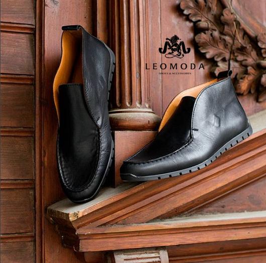 Практичне та стильне чоловіче взуття без шнурків  bcd3f0da3731d