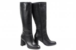 Чоботи жіночі. Купити жіночі чоботи - в інтернет магазині leomoda.ua ... 0e45fb5fc9b0f
