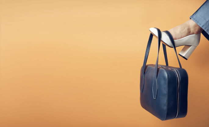 Женские кожанные сумки в ЛеоМода